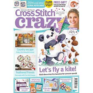 cross stitch notecards issue 232