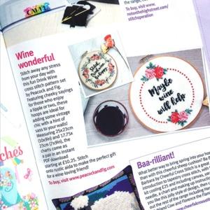 Cross Stitch Crazy magazine March 2017