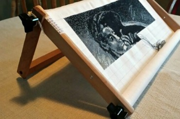 Making custom scroll bars for my frame