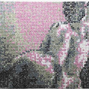 Gaze cross stitch 2014 gallery © Dana Batho