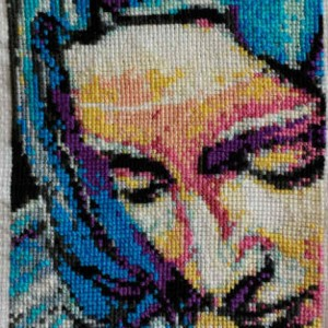 Pieta cross stitch 2014 gallery © Dana Batho