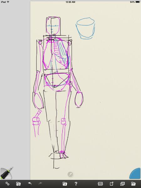 Anatomy class lesson 2