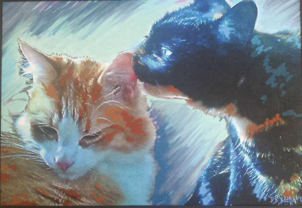 Ralph and Callie © Dana Batho 2015