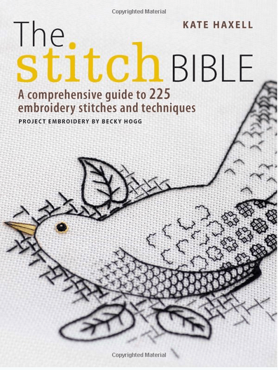 Stitch Bible Kate Haxwell cover image
