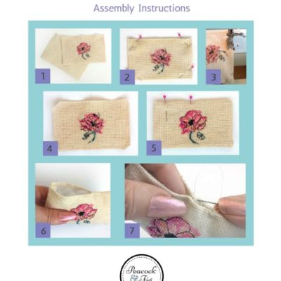 Full-colour photo assembly instructions