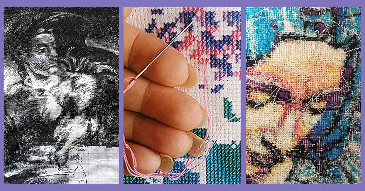 Top 10 Cross Stitch Tips