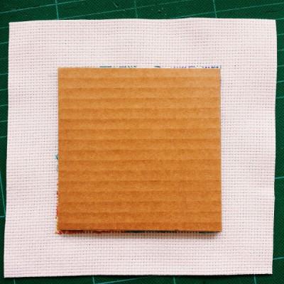 frame cross stitch