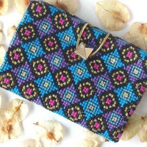 business card cross stitch pattern