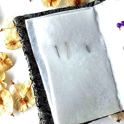 needle case rectangular cross stitch