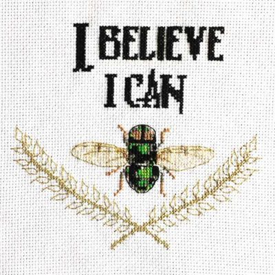 I believe I can fly funny motivational quote