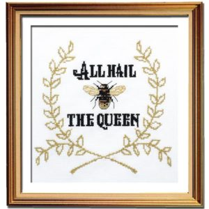 Queen Bee inspirational quote for women