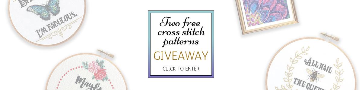 giveaway free patterns