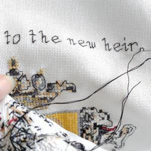 New Heir Cross Stitch Pattern