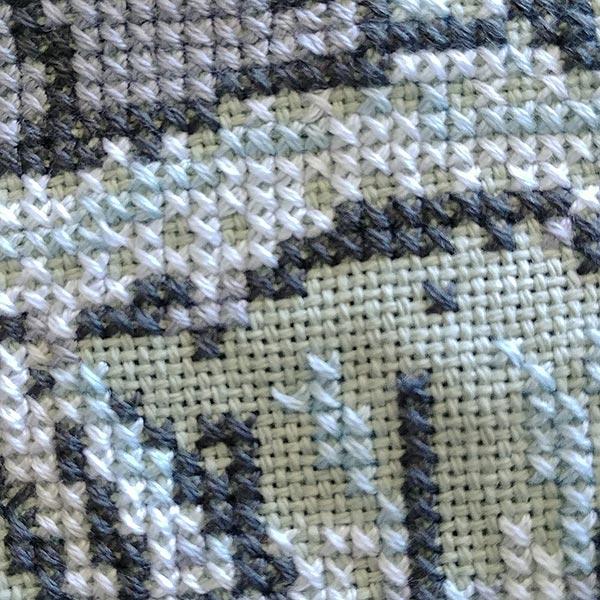 Wedding Nights marriage cross stitch pattern