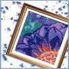 Solarize Dahlia 4 counted cross stitch pattern