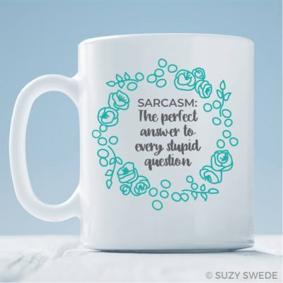 Sarcasm-Answer-Coffee-Mug