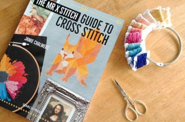 Review: The Mr X Stitch Guide to Cross Stitch