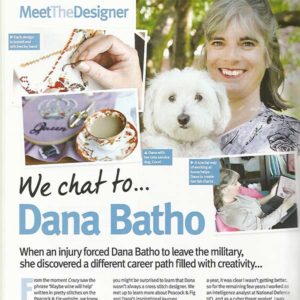 Dana Batho meet the designer