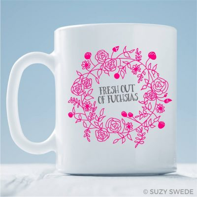 Fresh-Out-Fuschia-Coffee-Mug