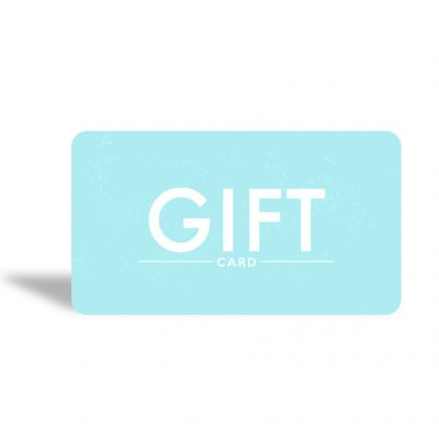 Peacock & Fig gift certificate