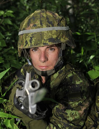 Dana Batho Canadian Armed Forces