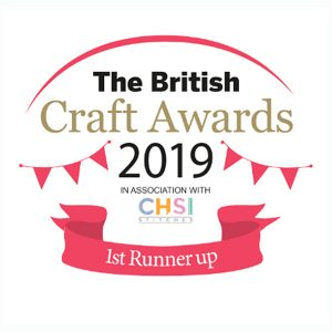 British craft awards 2018 runner up