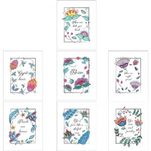 Cheeky Wee Lass printable art set