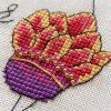 Gypit Hoor cross stitch pattern