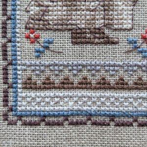 She Betta Don't cross stitch pattern