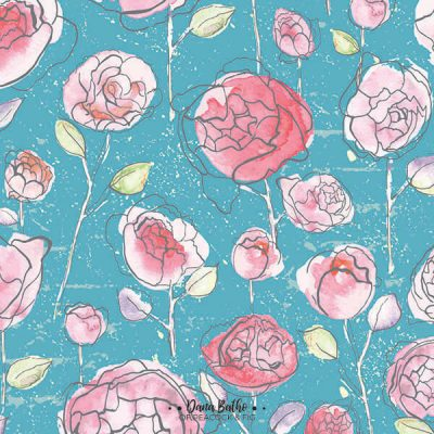 Empress-Roses-surface-pattern-design