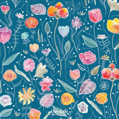 Meadow-Flowers-surface-pattern-design