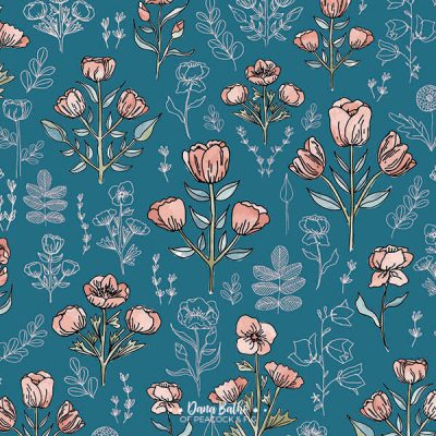 Millefleurs-surface-pattern-design