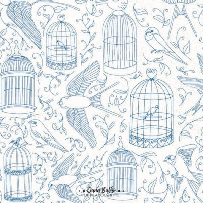 Swallows-Birdcages-surface-pattern-design