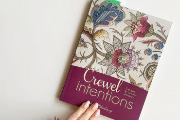 Book Review: Crewel Intentions by Hazel Blomkamp