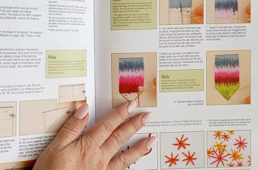 Book Review: Royal School of Needlework Book of Embroidery