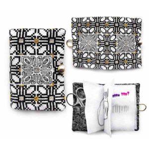 Needle case shop cross stitch pattern