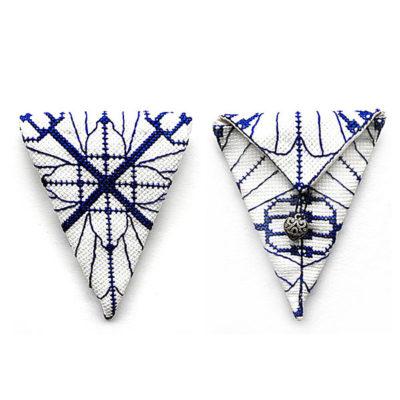 Scissor case shop cross stitch pattern
