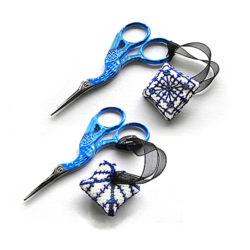 Scissor fob shop cross stitch pattern