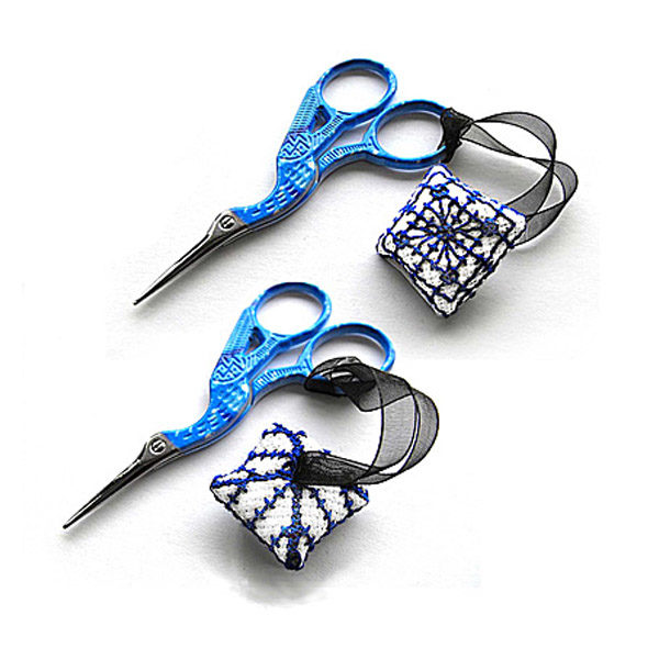 Scissor fob shop cross stitch pattern